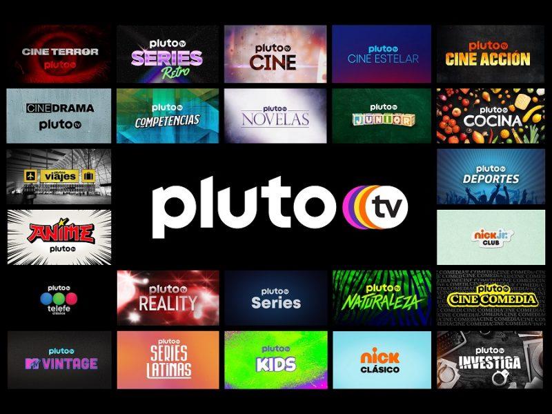 Pluto TV Streaming App