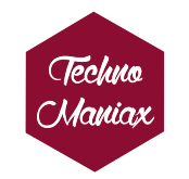 Techno maniax Main Logo PNG